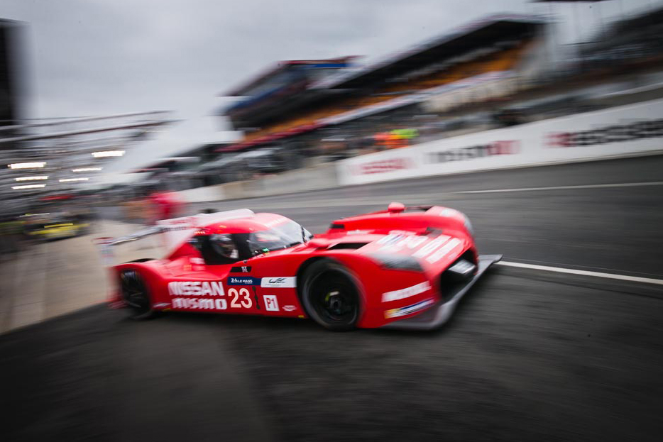 Nissan LM3