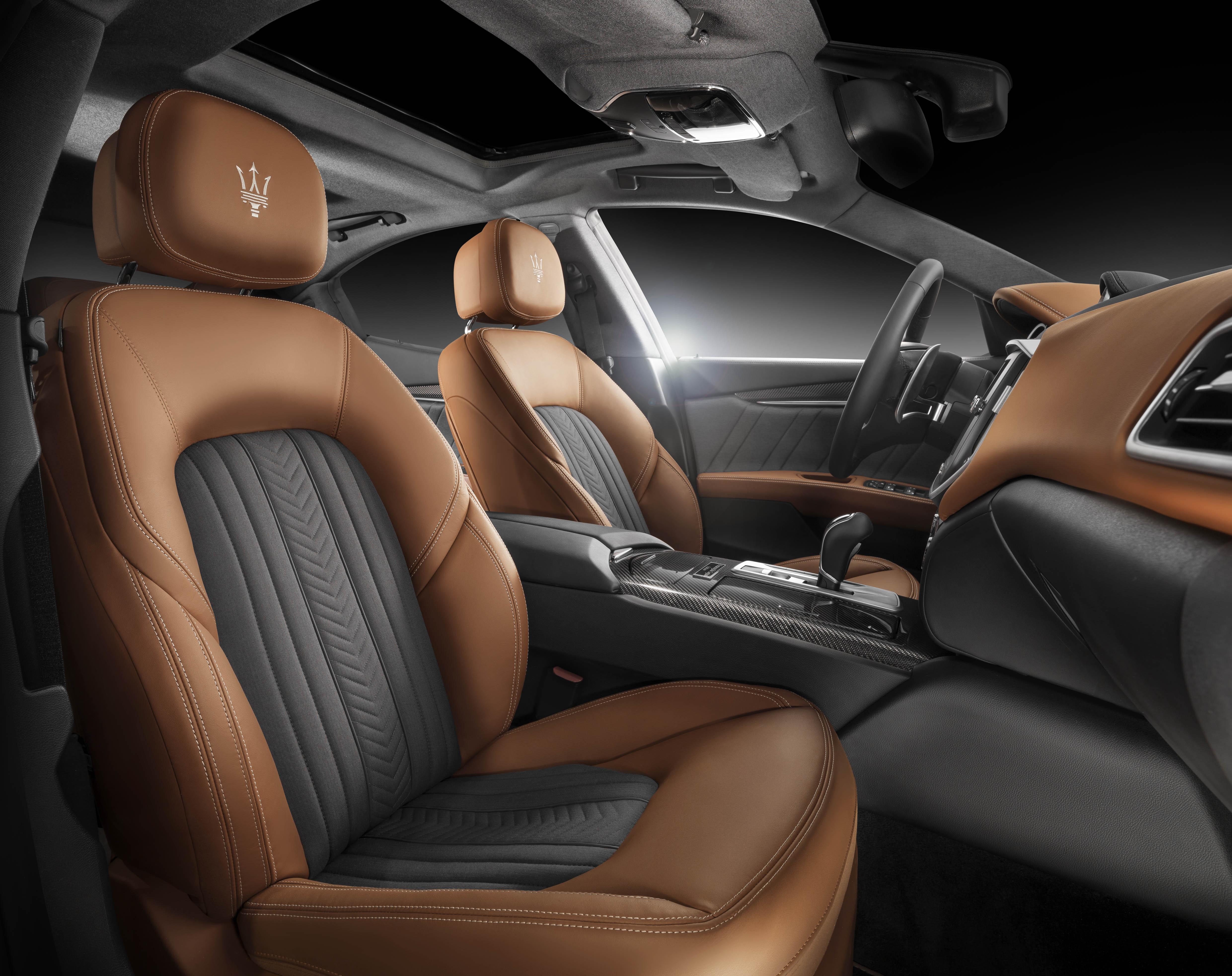 Maserati Ghibli Ermenegildo Zegna Edition3