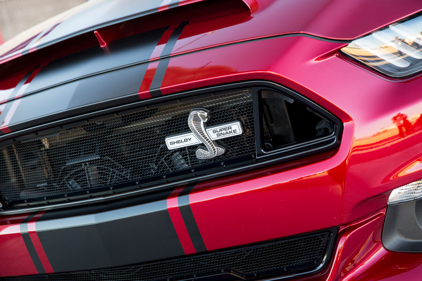 560kW Shelby GT500