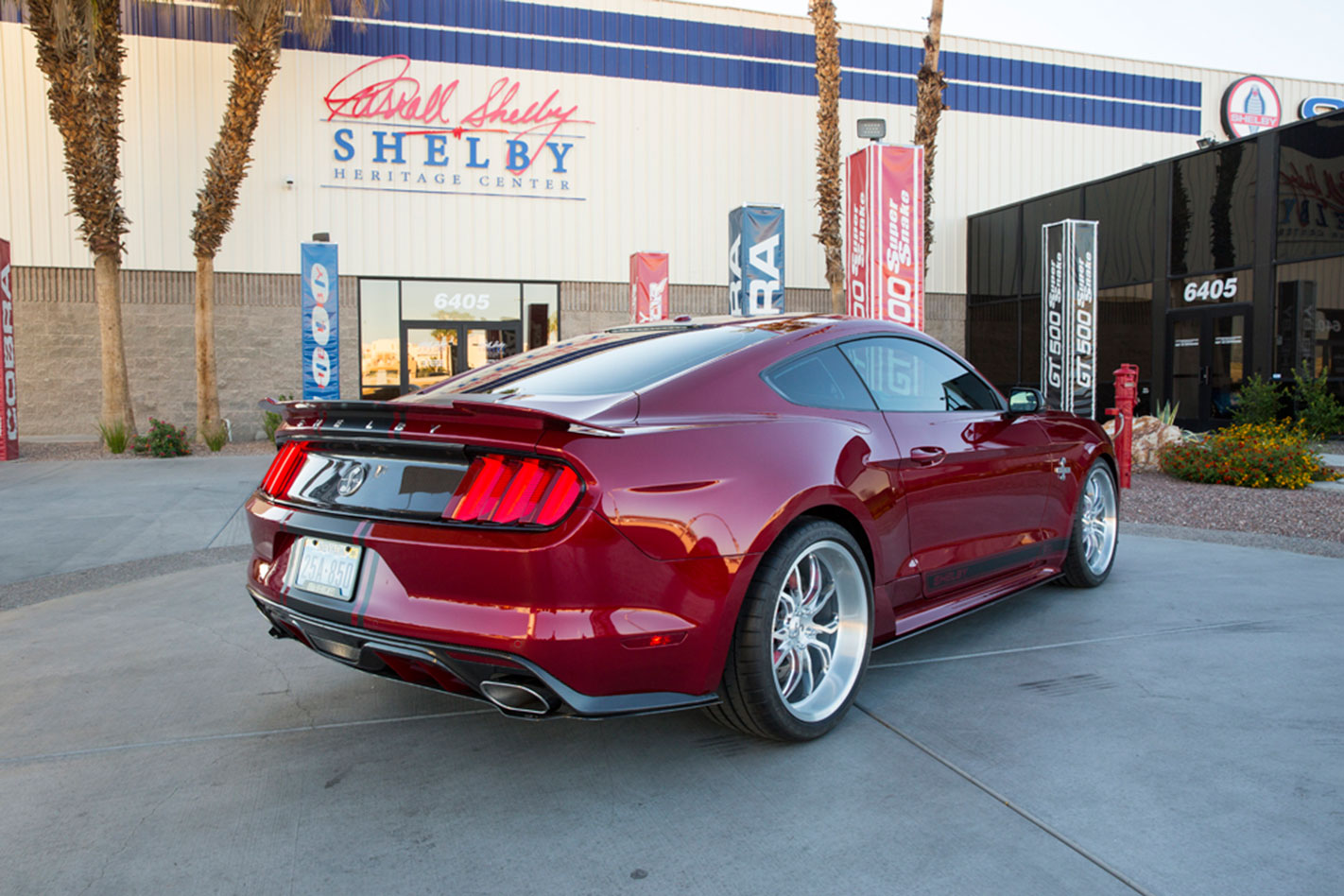 560kw Shelby Gt500 Coming To Australia Motor