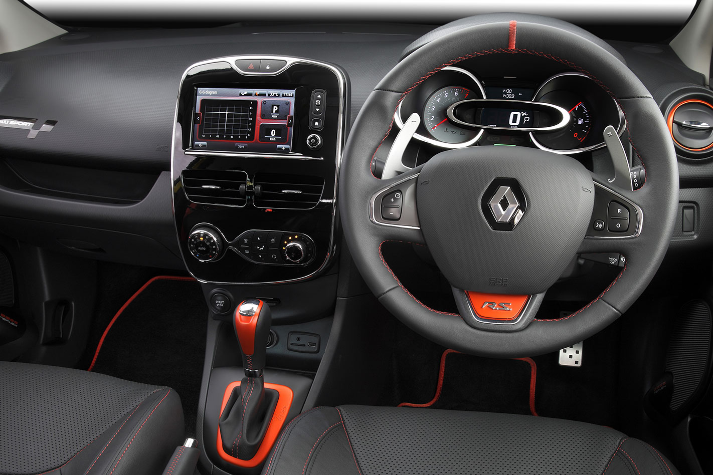 renault sport clio r s review motor. Black Bedroom Furniture Sets. Home Design Ideas