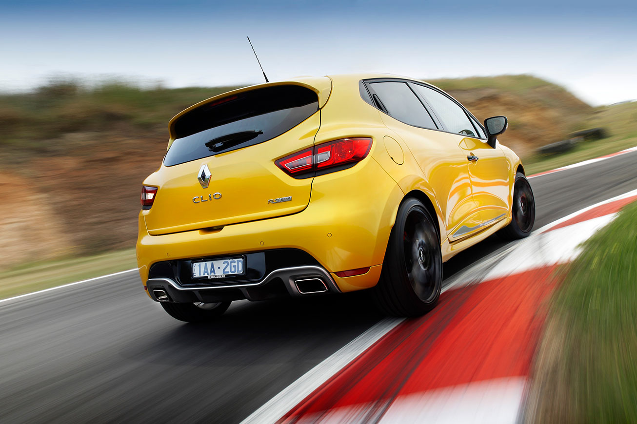 Renault Sport Clio R.S review