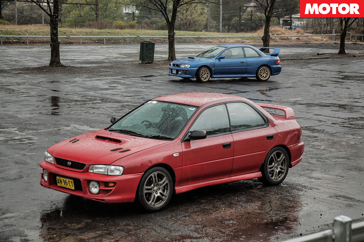 One Owner Car Guy >> Subaru WRX Celebration: 1st Generation | MOTOR