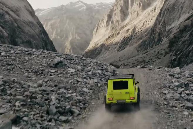 Mercedes -benz -g 500-3