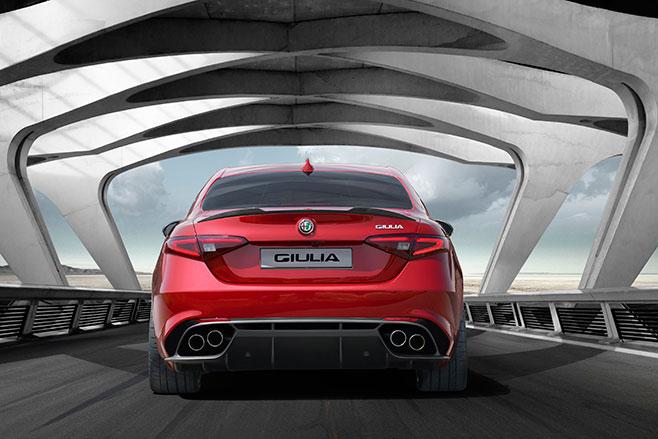 439 2016 Alfa Romeo Giulia 1