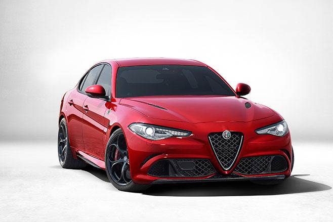 439 2016 Alfa Romeo Giulia 3