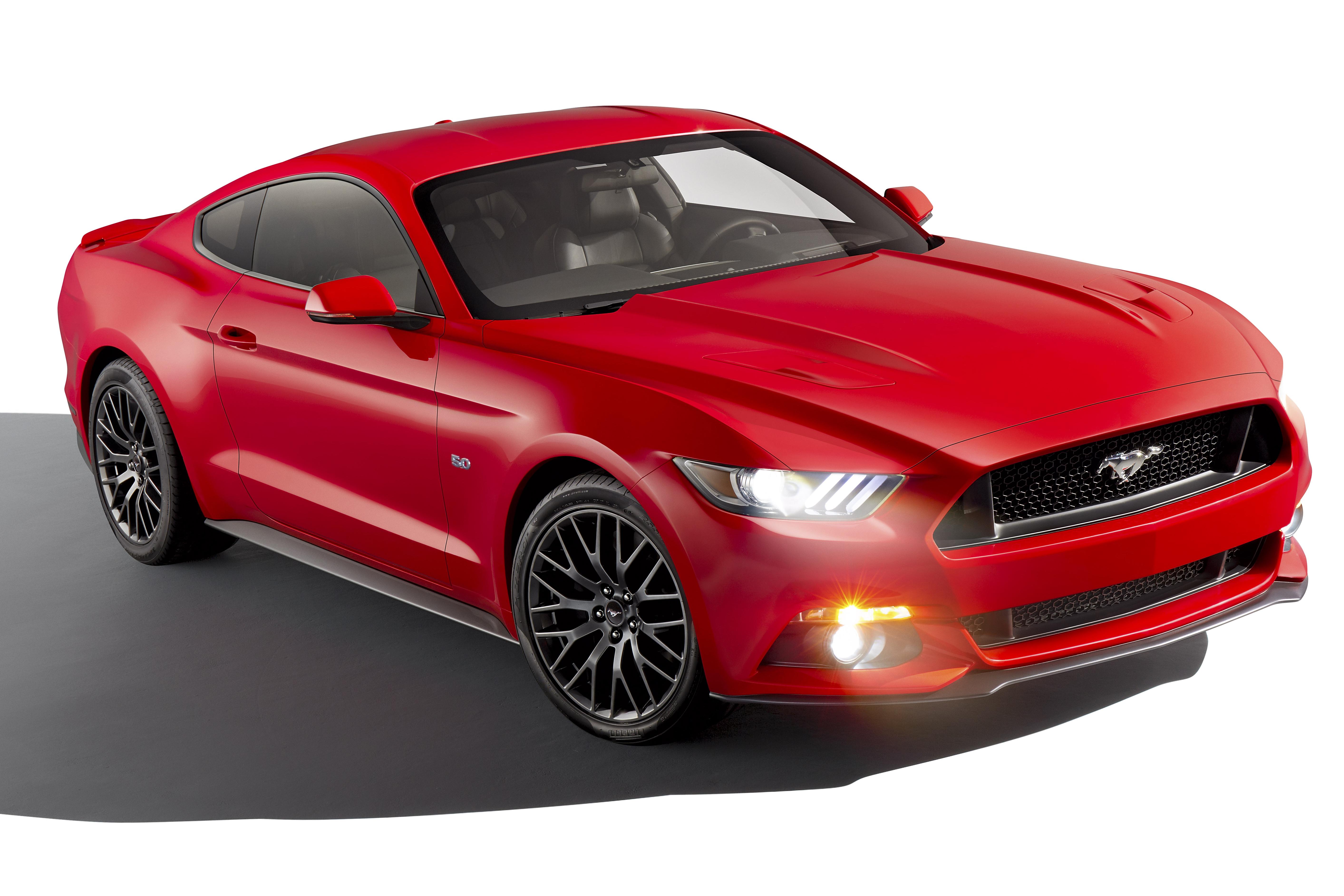 Mustang WEB