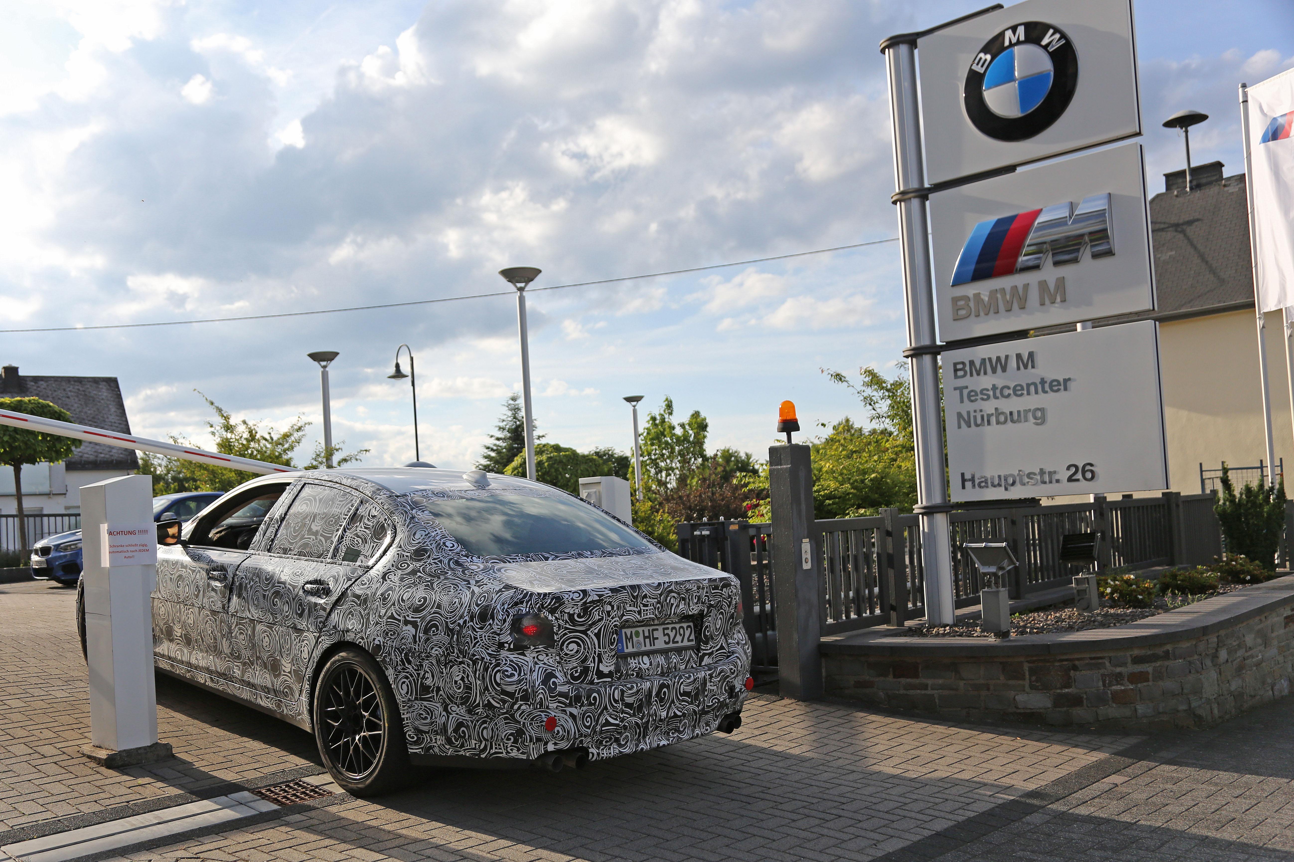 BMWM55