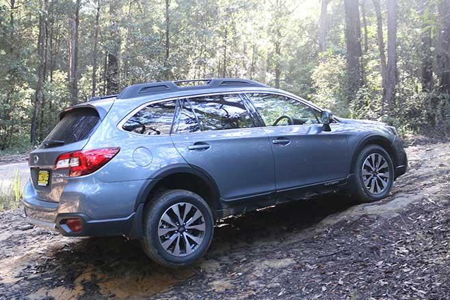 Subaru Outback 2 0 Diesel Premium CVT Review