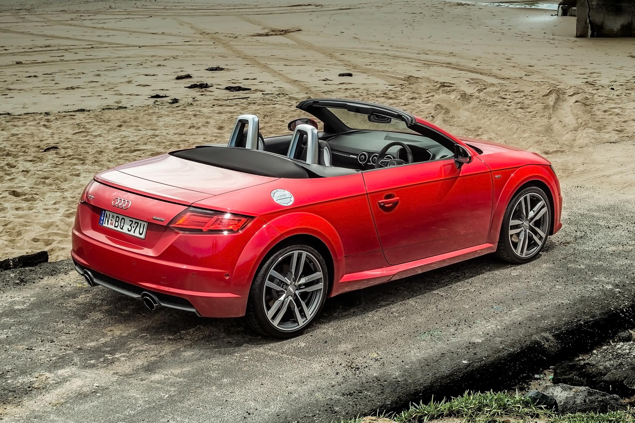 Audi TTR2