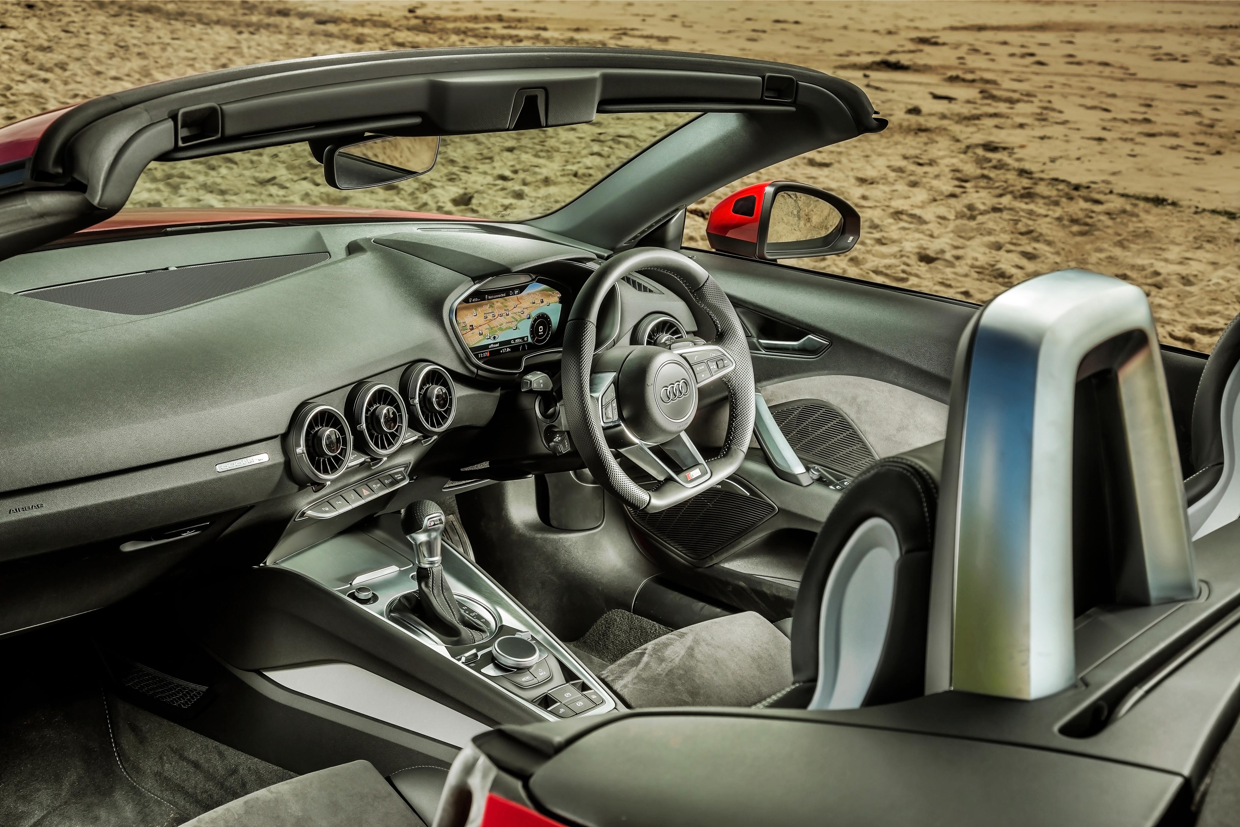Audi TTR3