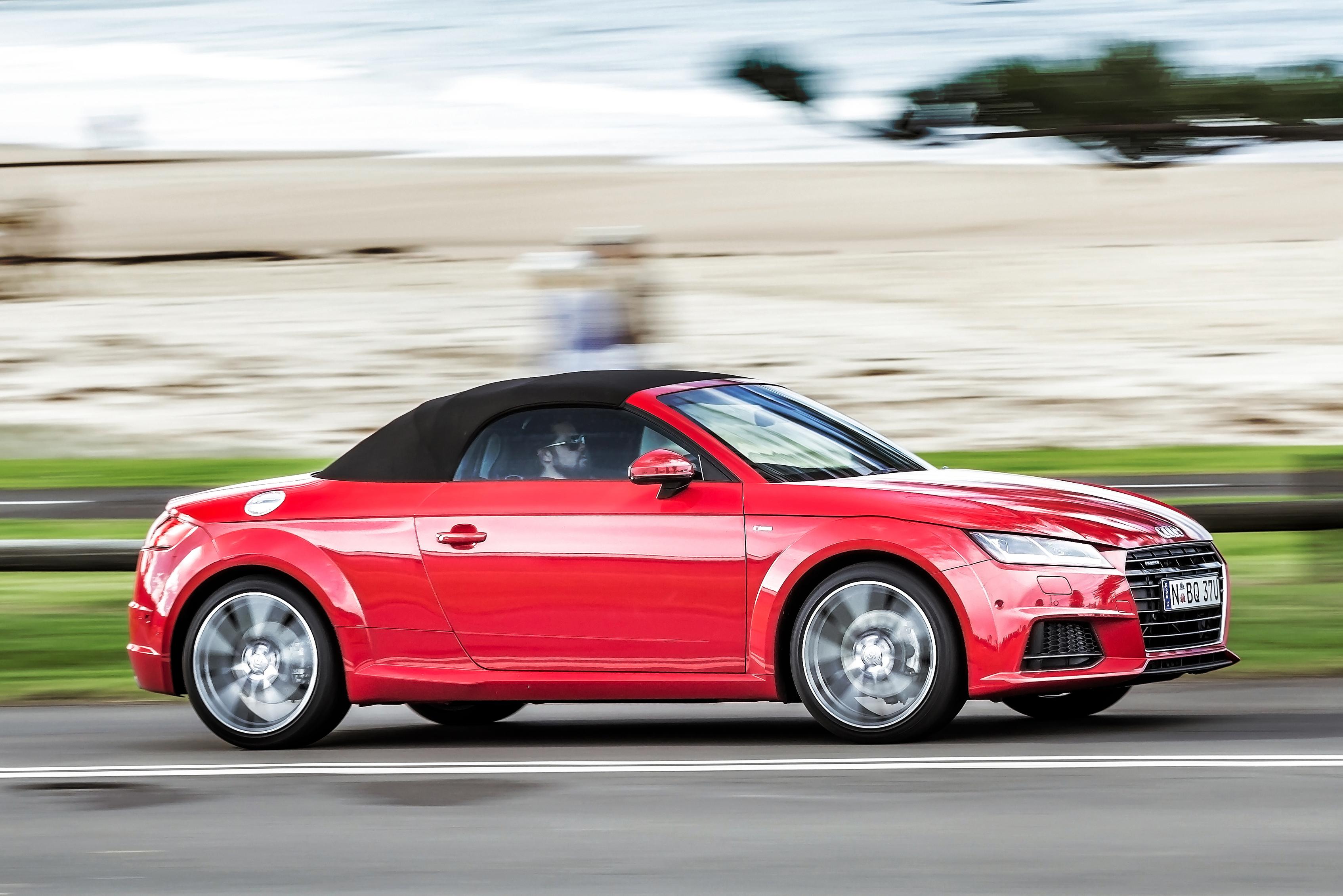 Audi TTR4