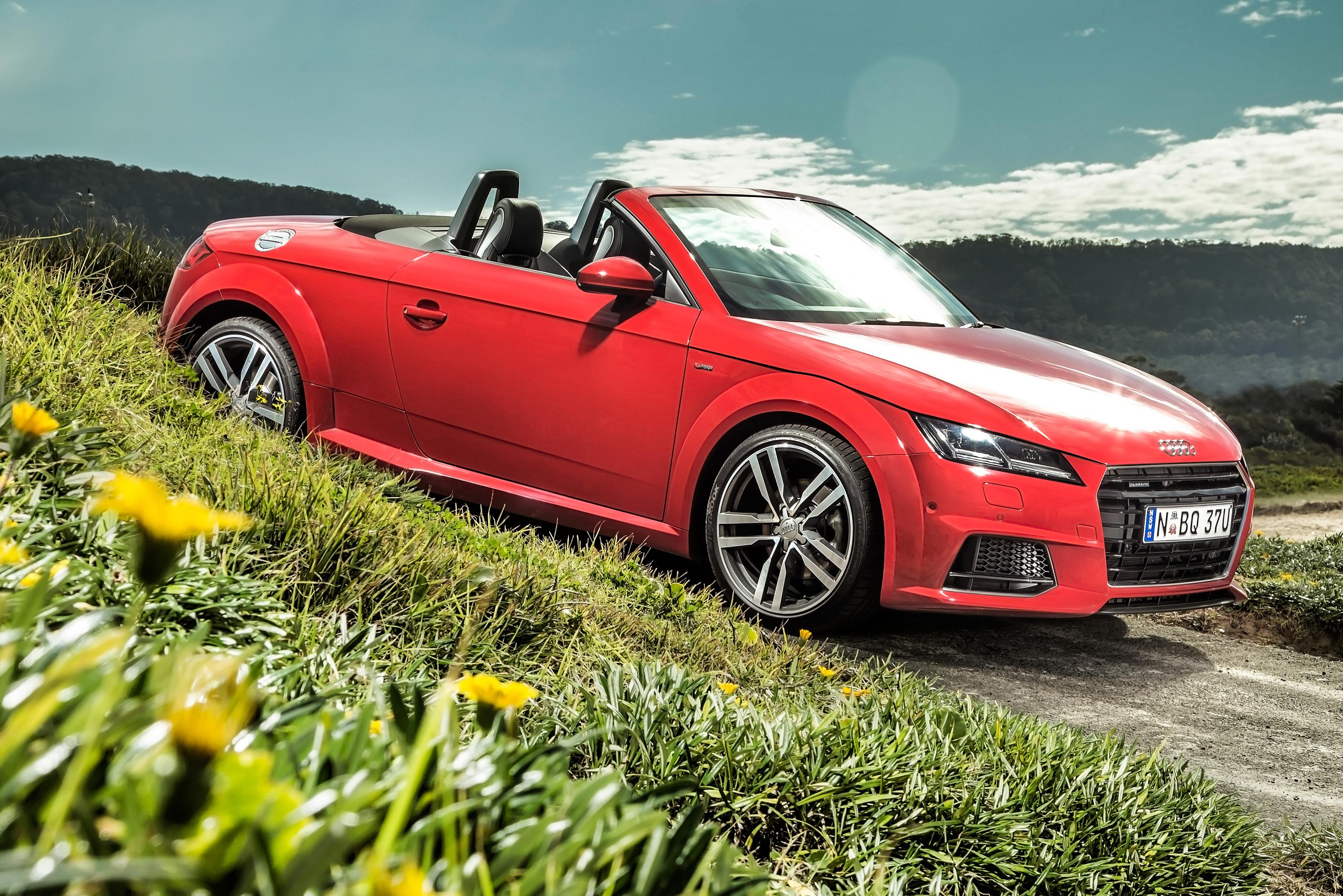 Audi TTR5