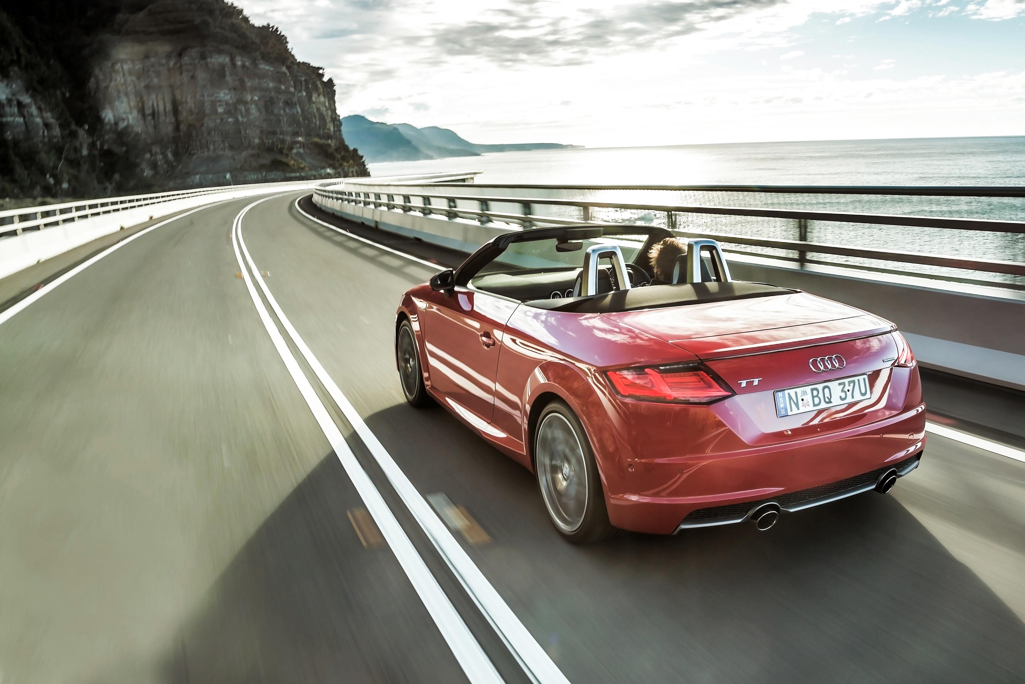 Audi TTR6