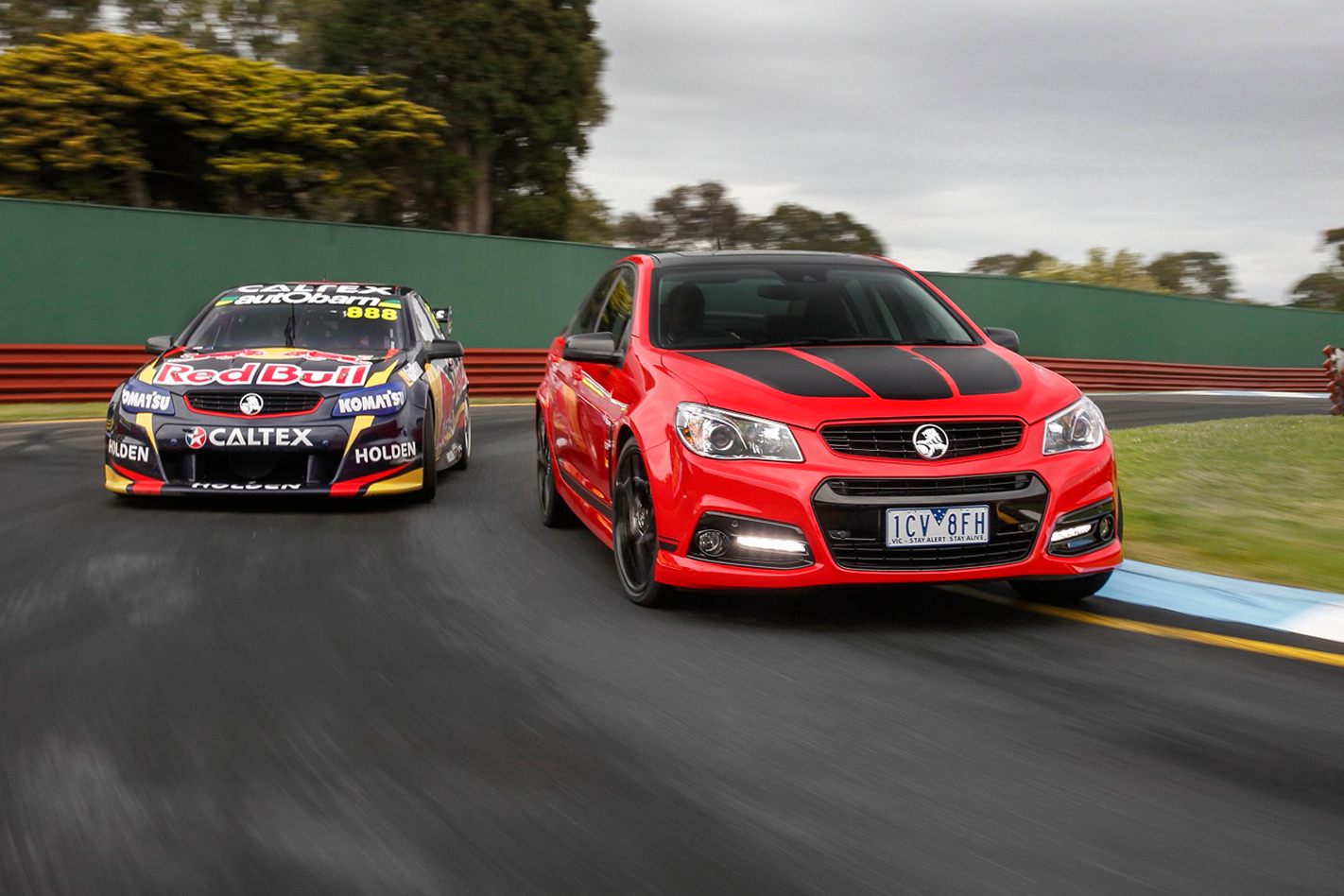 Supercars To Accept Fours And Sixes By Motor