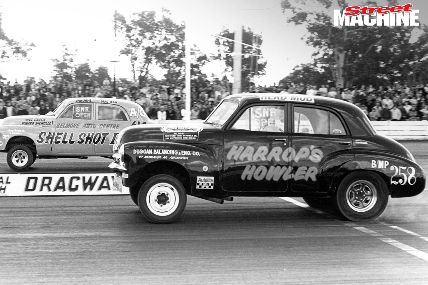 WEB Harrop Howler 22 Nw