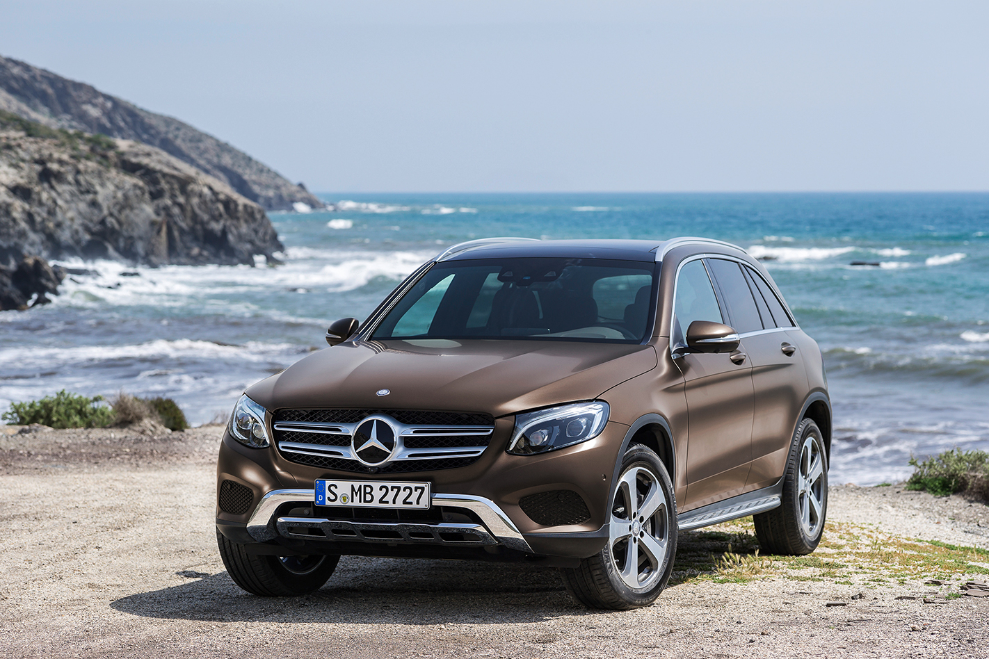 2015 Mercedes-Benz GLC review