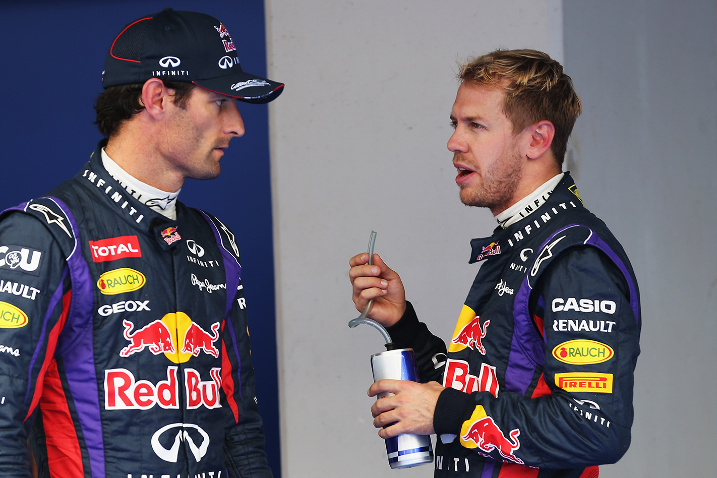Mark Webber tells all
