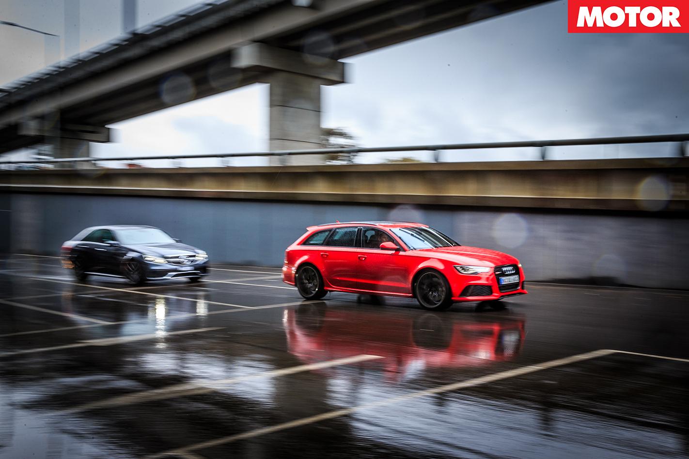 Super Sedan Comparison Review