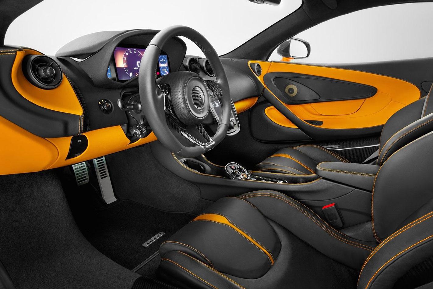 McLaren 570S/540C pricing