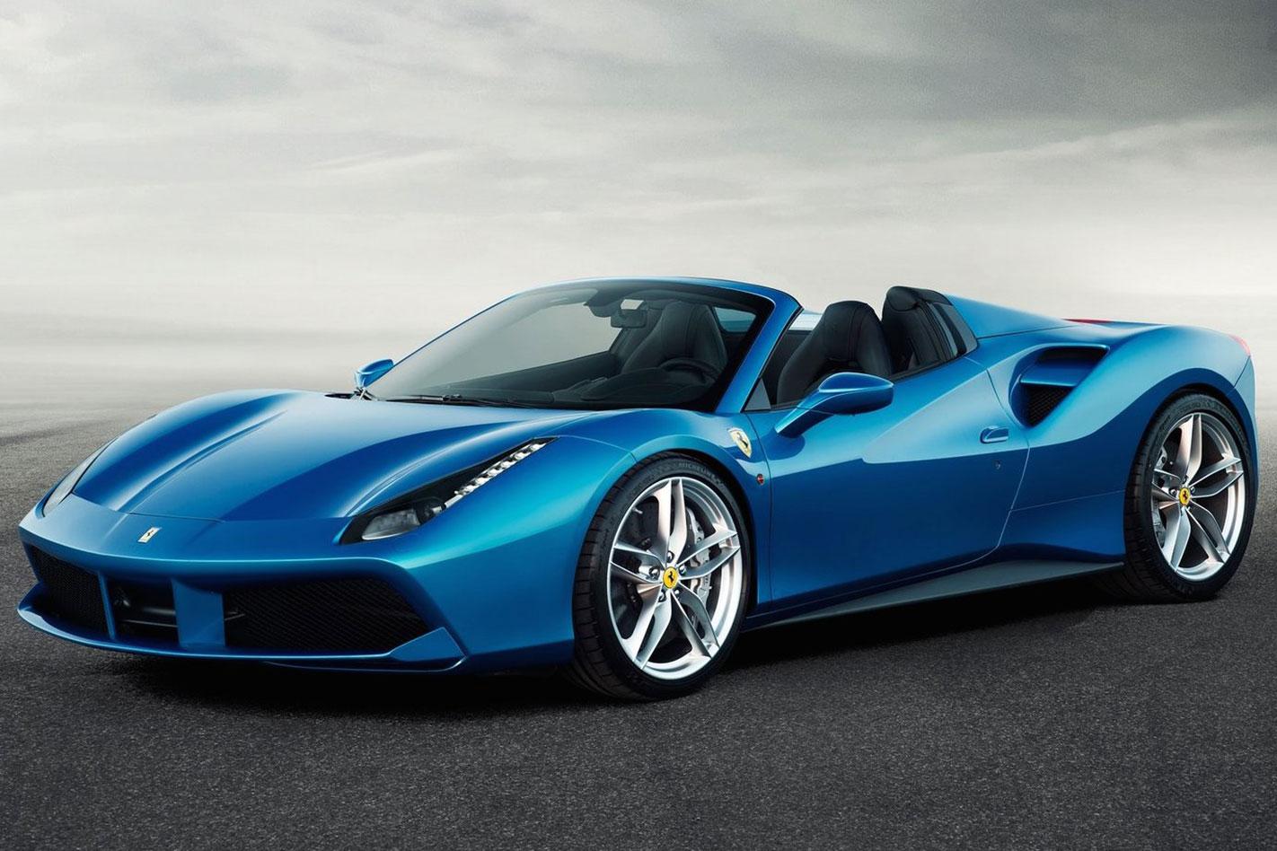 Ferrari cost australia