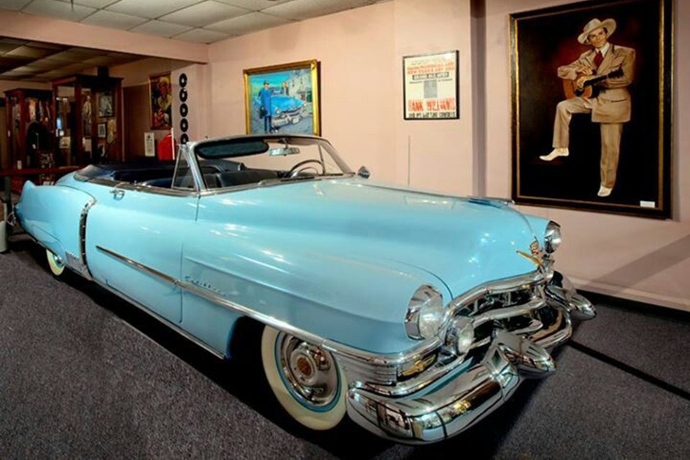 Hank Williams' Cadillac