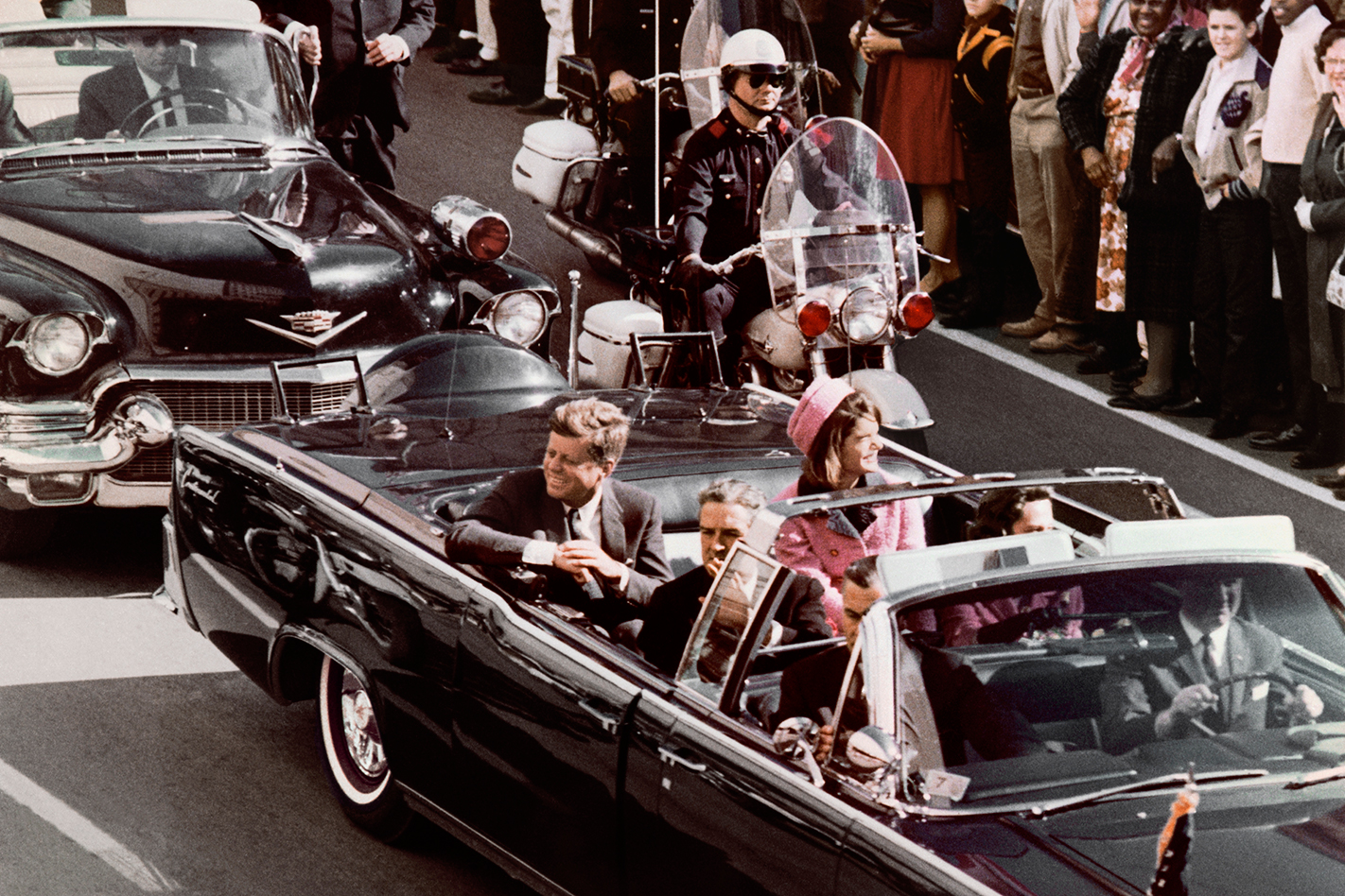 JFK's Lincoln Continental