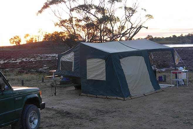 Murray -sunset -camp