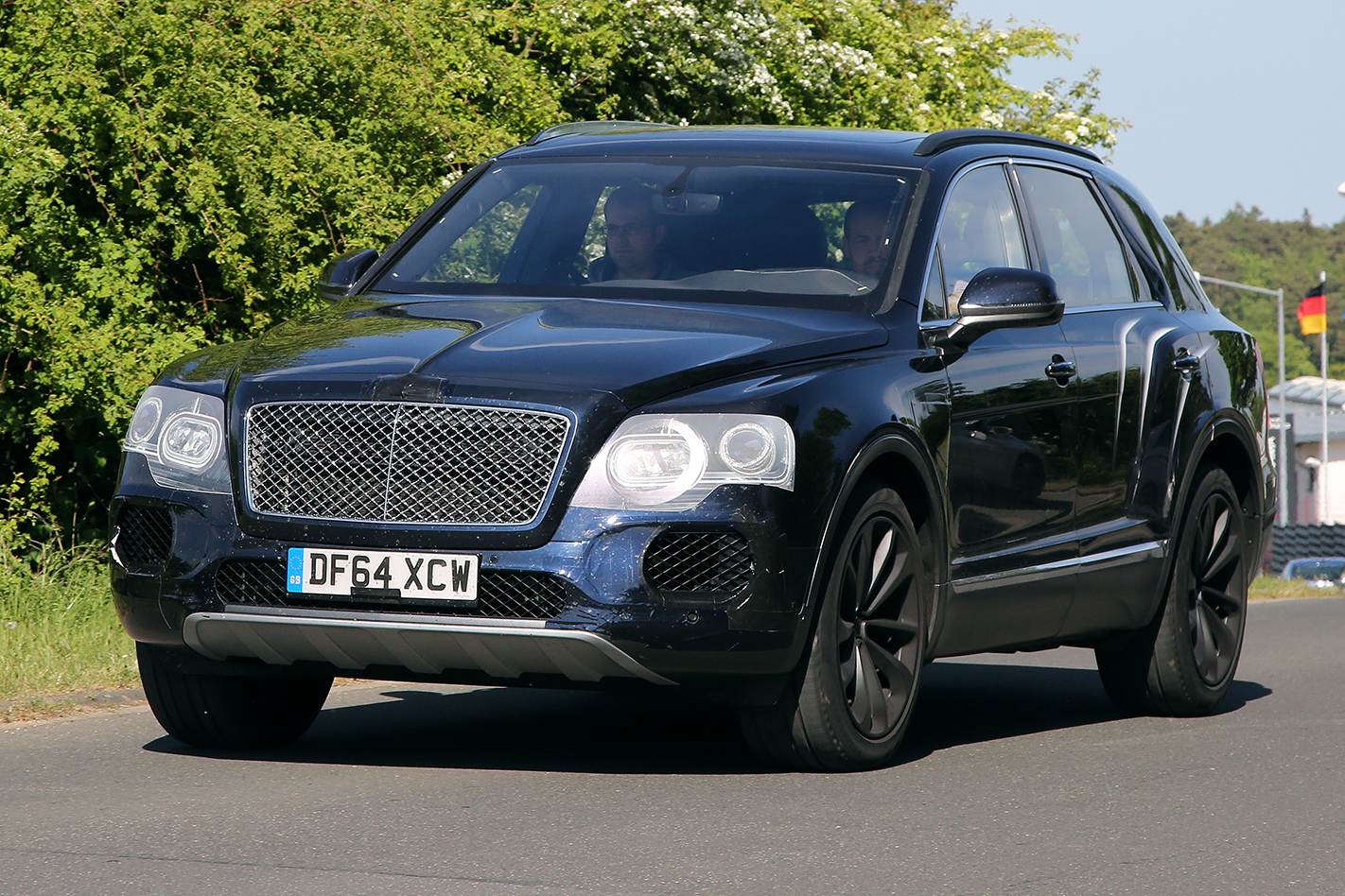 2016 Bentley Bentayga