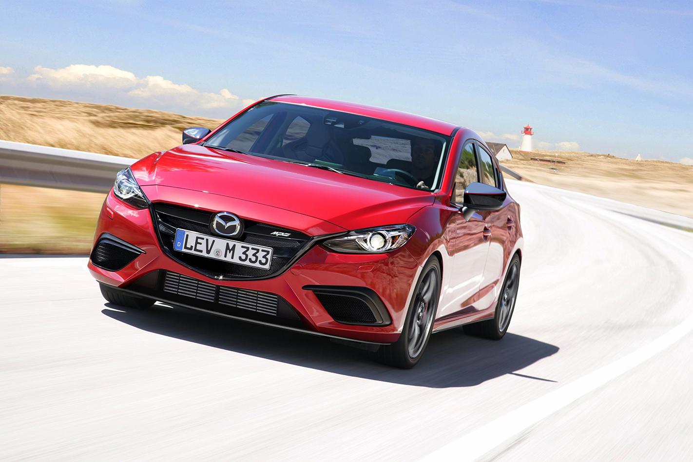2016 Mazda 3 MPS