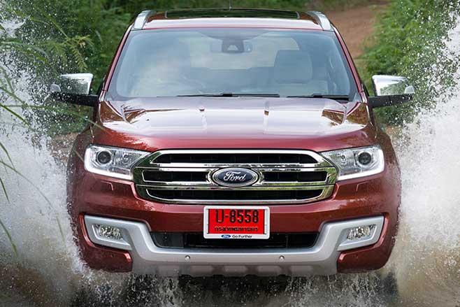 Ford -everest -2