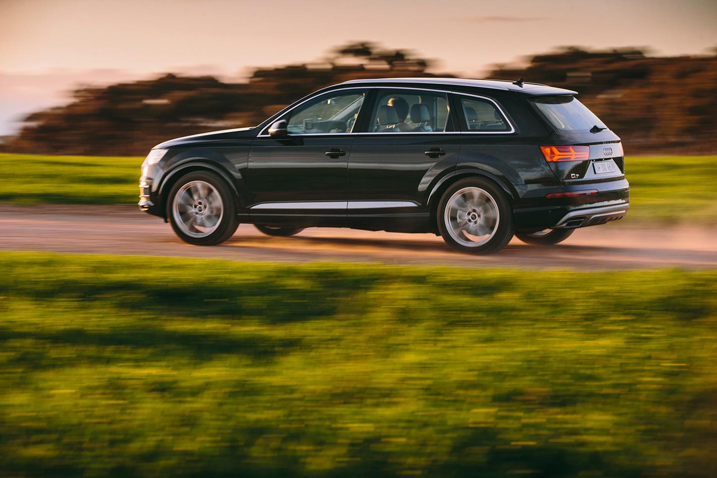 2015 Audi Q7 review