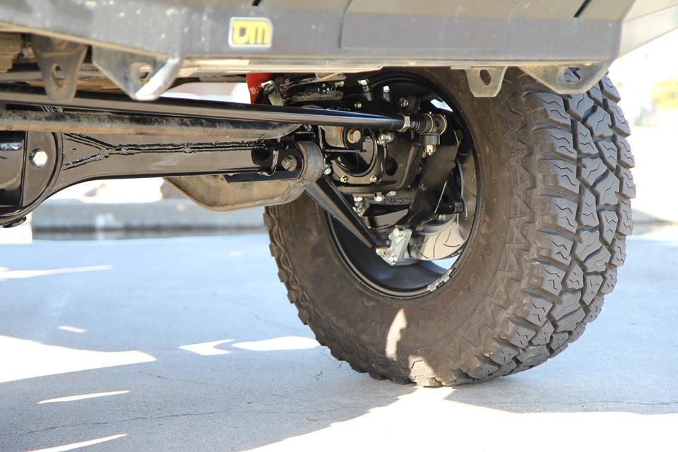 Land Cruiser Portal Axles: Marks 4WD Adaptors