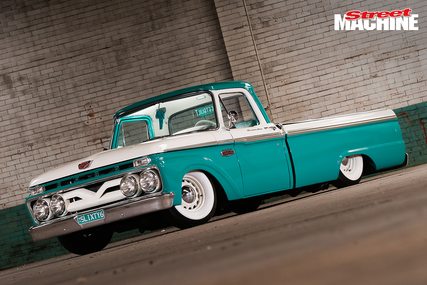 WEB Ford F100