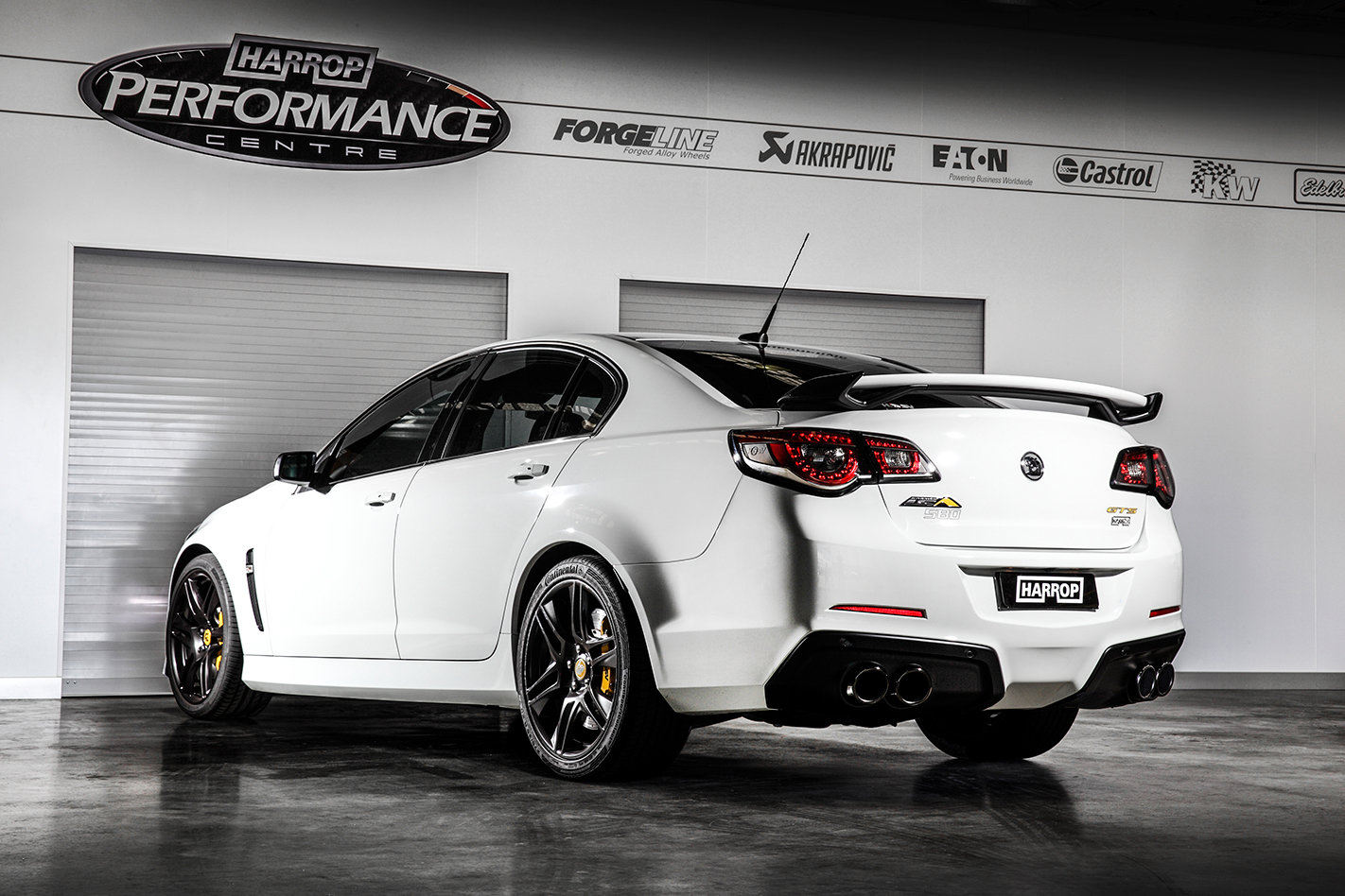 Harrop HSV GTS 580 review