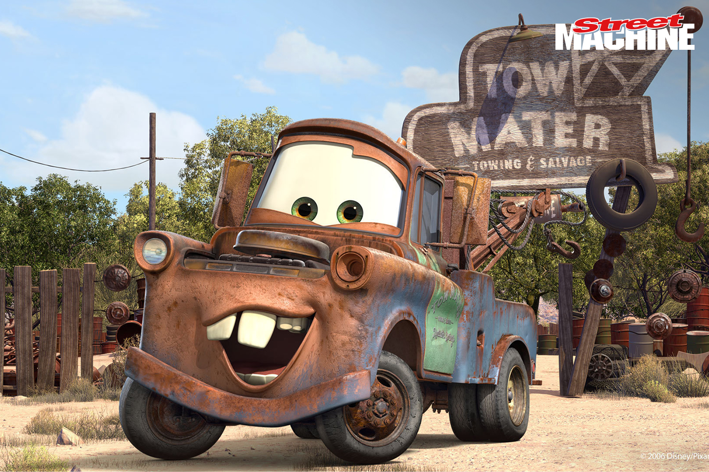 Disney-Pixar's Cars