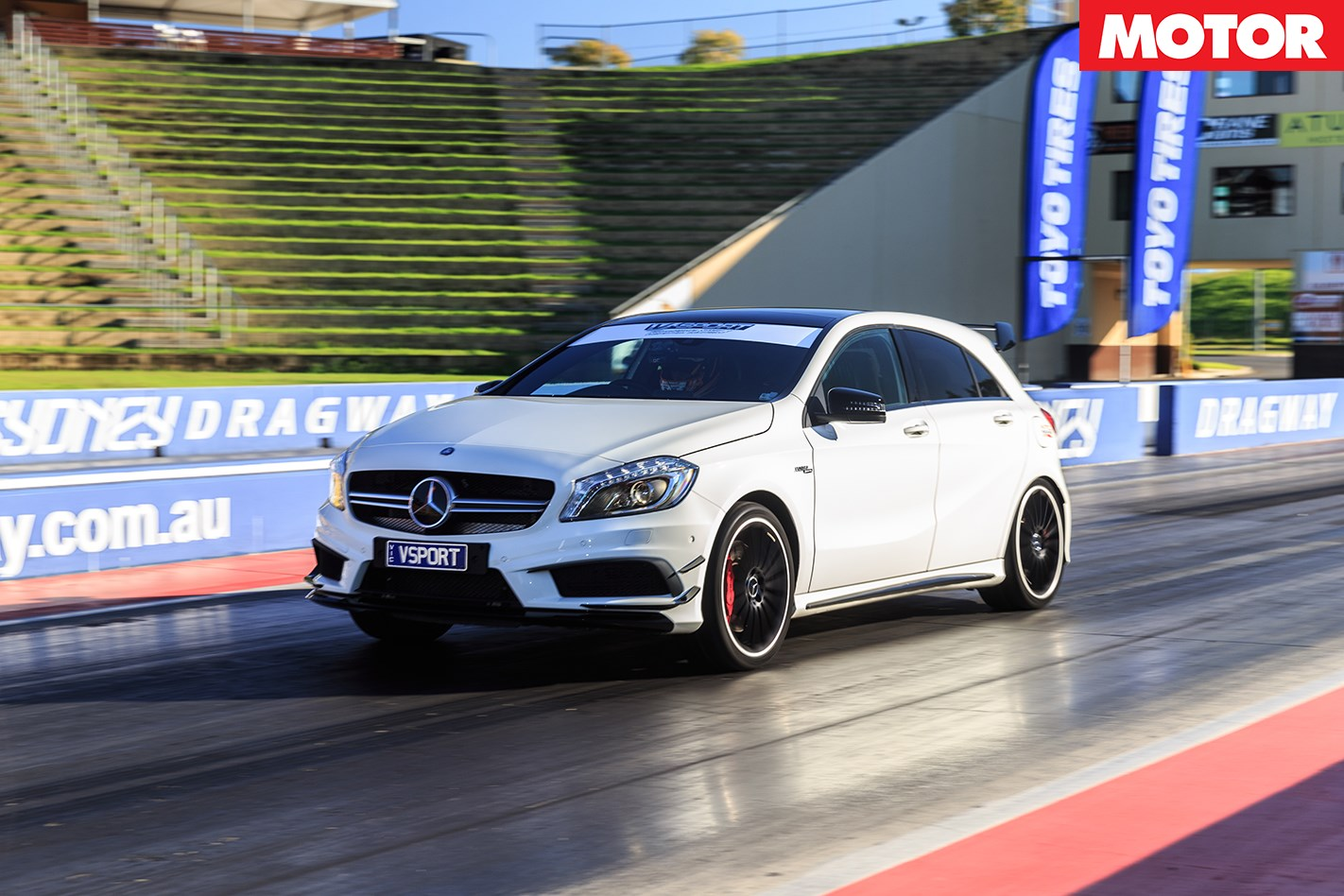 Fastest A45 in Hot Tuner History