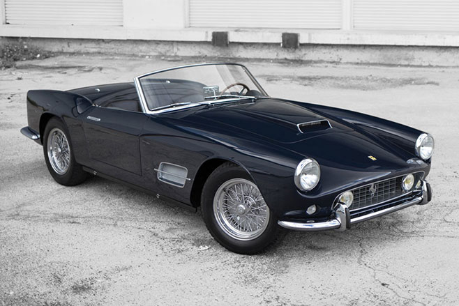 Pinnacle -Portfolio -ferrari -250-Spider