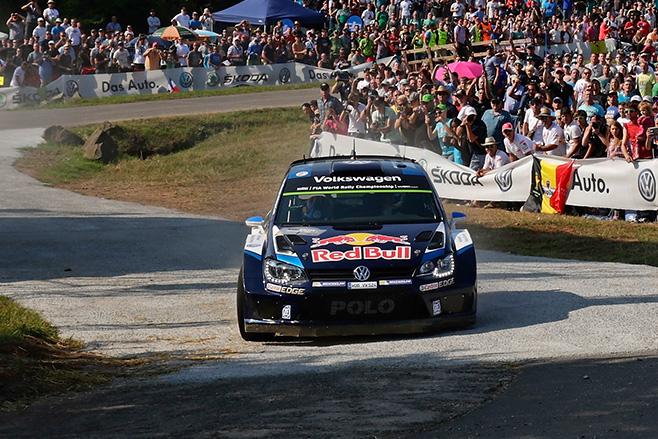 Volkswagen -Polo -WRC