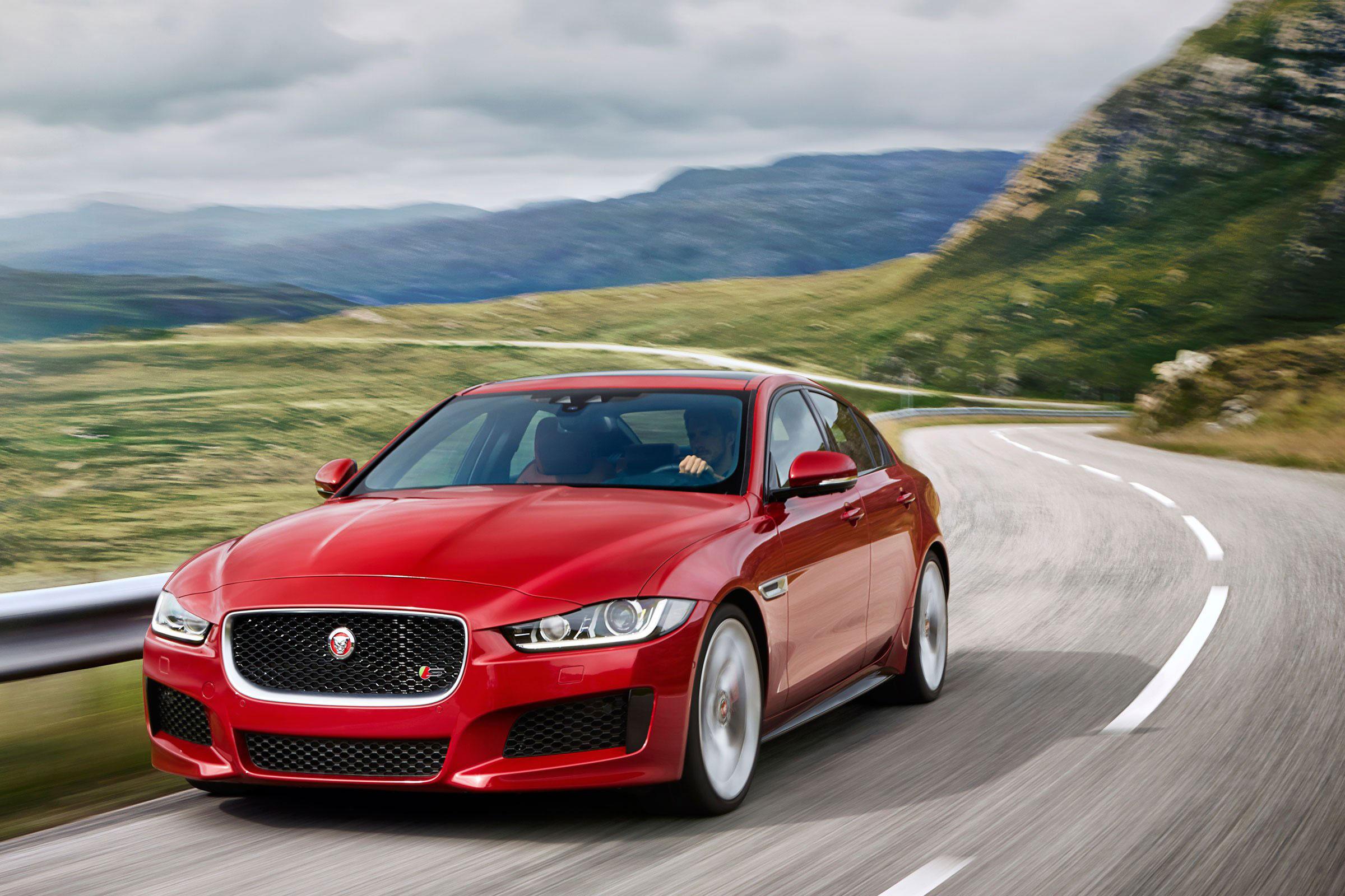Jaguar -XE-S-front