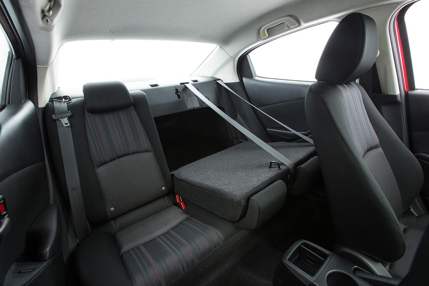 2015 Mazda 2 Sedan review