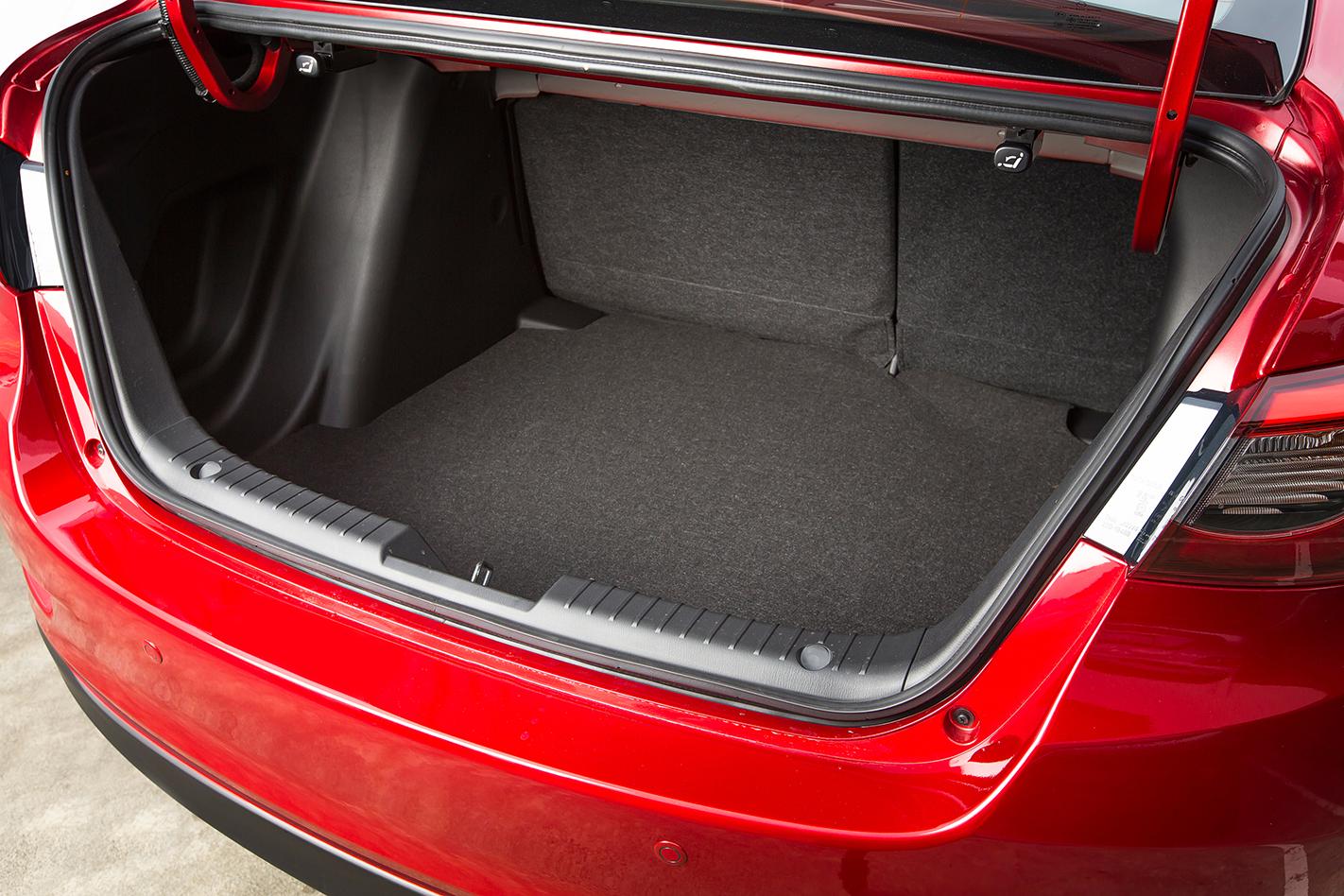 2015 Mazda Mazda2 Sedan review