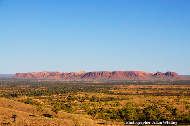 Uluru Central Australia