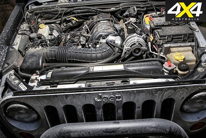 Jeep JK V8 3