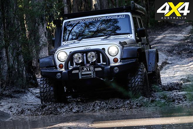 Jeep JK V8 4