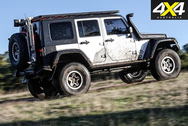 Jeep JK V8 11