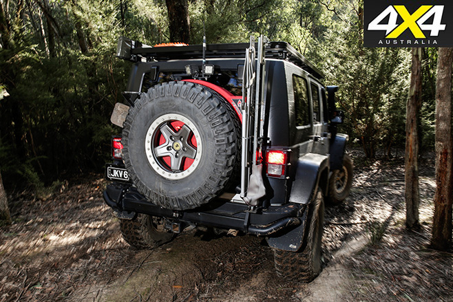 Jeep JK V8 10