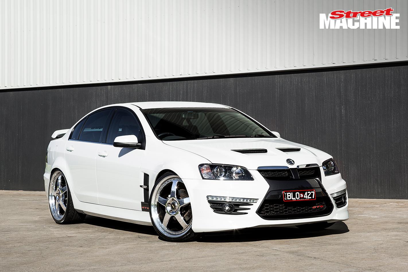 HSV GTS 1000Hp