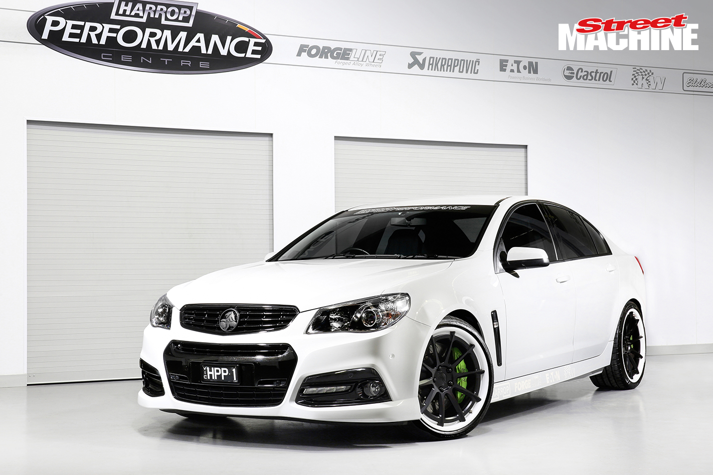 VF Commodore Harrop