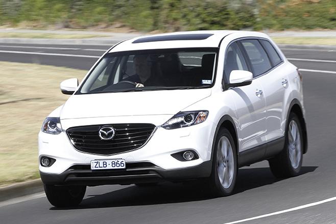 Mazda -CX9-5